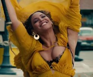 Beyoncé's been nominated for nine – NINE – Grammy awards