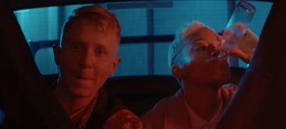 Nimmo are properly pulling their fingers out with the 'Dancing Makes Us Brave' video