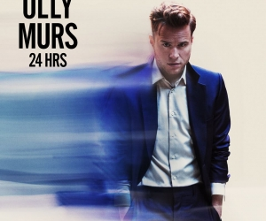 Olly Murs' new album '24 HRS' now has some artwork and a list of song titles