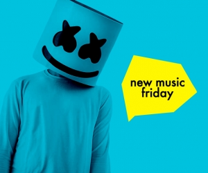 The week's best new releases: Marshmello feat Wrabel, Bruno Mars, Noonie Bao, RAT BOY (!) and more