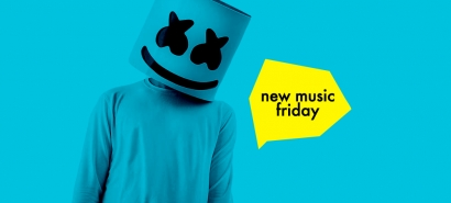 new-music-friday-marshmello