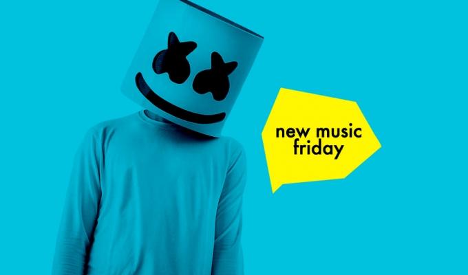new-music-friday-marshmello