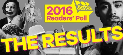 The 2016 Popjustice Readers' Poll – THE RESULTS!