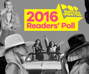 Voting is now open in Popjustice's 2016 Readers' Poll