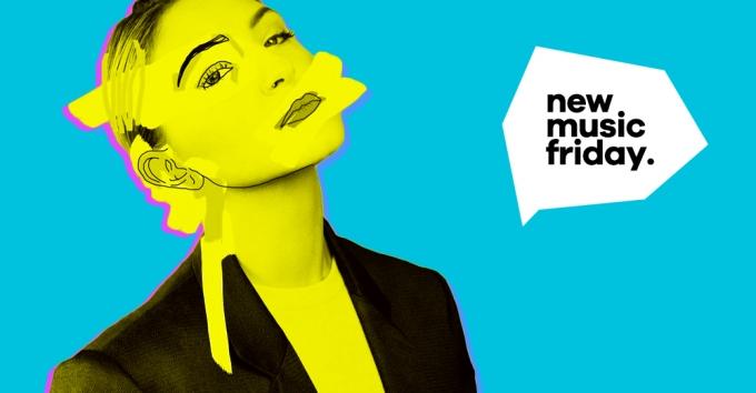 New Music Friday julia m