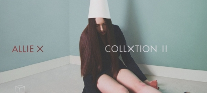 Allie X's proper, debut full-length album will be out on June 9