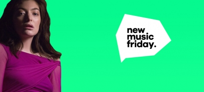 New Music Friday: from Lorde (obviously) to Gryffin and Daya, and the songs in between