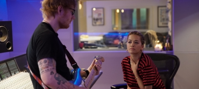 Rita Ora's Ed Sheeran and Steve Mac collaboration 'Your Song' is out in two weeks