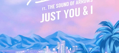 ROOM8 feat The Sound Of Arrows — 'Just You & I'