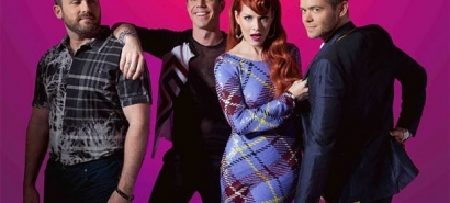 Scissor Sisters — THE BLOODY SCISSOR SISTERS — are back with a new song