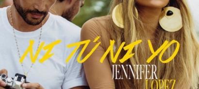 Jennifer Lopez has popped a song called 'Ni Tú Ni Yo' onto the www