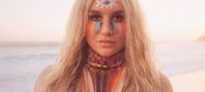 Kesha's new single is called 'Pray' and it's out tomorrow
