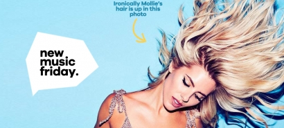 New Music Friday: Mollie King at the top, boyband pointlessness at the bottom, various songs in between