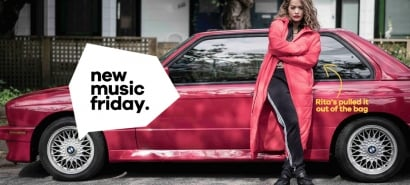 New Music Friday: Rita Ora at the top, a 'veritable' jamboree of Q4 madness elsewhere