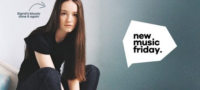 New Music Friday: Sigrid at the top, Third Eye Blind cover (?) at the bottom, various songs in between