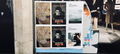 Flyposterwatch: Years & Years, The 1975, James Bay
